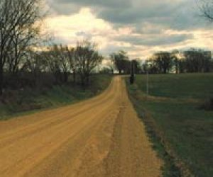 "This image it is about What creates the ""washboard effect"" on dirt roads?"