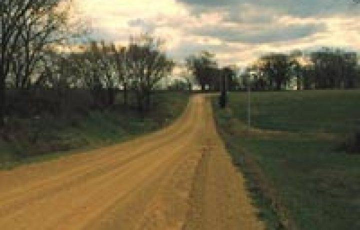 "What creates the ""washboard effect"" on dirt roads? 2"