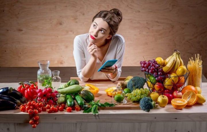 Tantalizing tips eat vegetables and fruits
