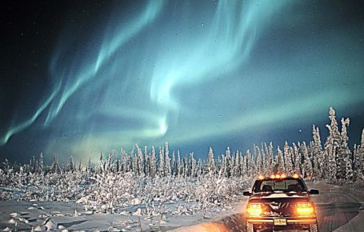 frost fall in alaska