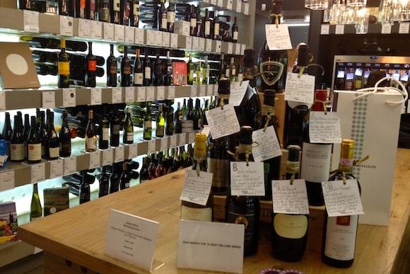 italian wine styles