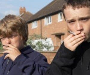 kids tobacco use