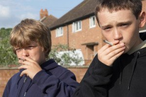 kids tobacco use