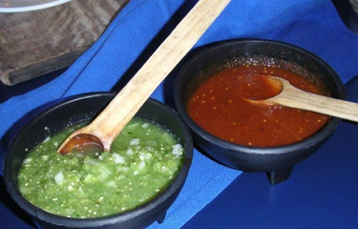 Top 10 Salsa Recipes - How to stir store bought salsa 3