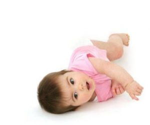 building baby motor skills - baby doesn't roll over