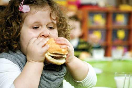 childhood obesity - causes and prevention