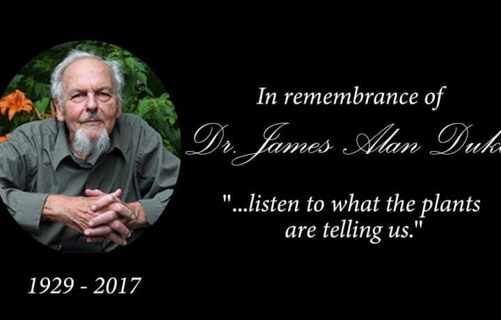 James duke (1929 2017)