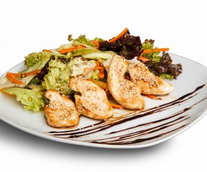 Imaginea thumbnail despre Grilled Chicken: Summer Recipe for Vision Health
