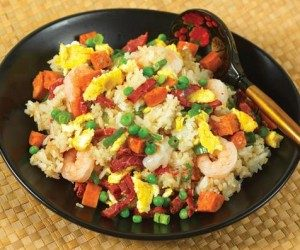 This image it is about Hawaiian Fried Rice