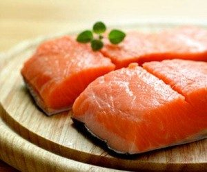 This image it is about Taking Salmon to Heart