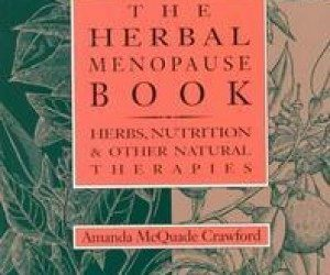 This image it is about The Herbal Menopause Book