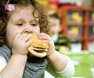This image it is about Childhood Obesity – Causes and Prevention