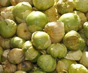This image it is about Tomatillo Recipes – the celebrity star of Mexican Tomatillo Salsa